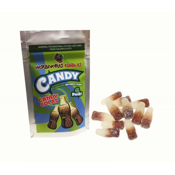 candy colas thc