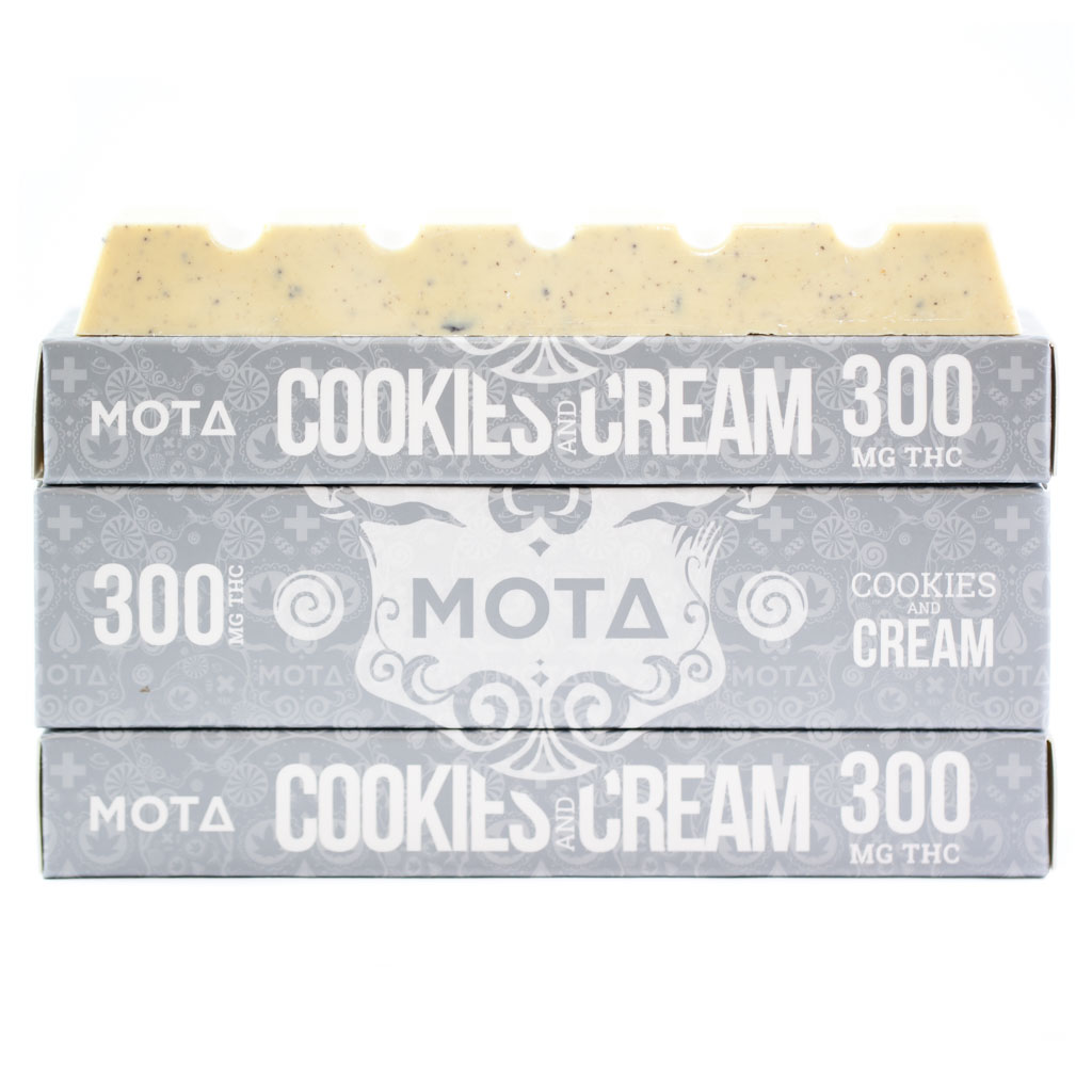 cookies and cream chocolate bars