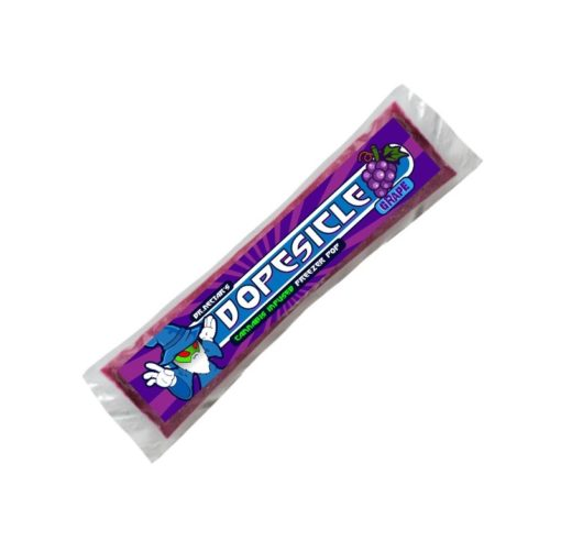 herbivores edibles dr.nectars dopesicle freezer pop grape thc cannabis infused 510x492
