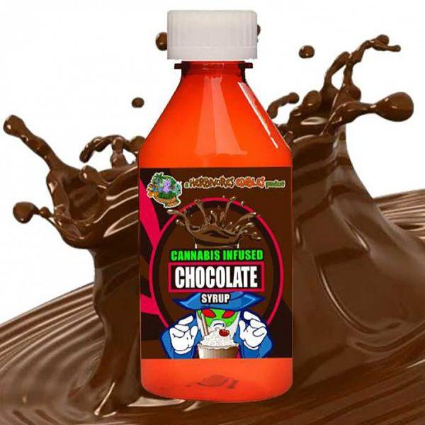 herbivores ediblesChocolate Syrup
