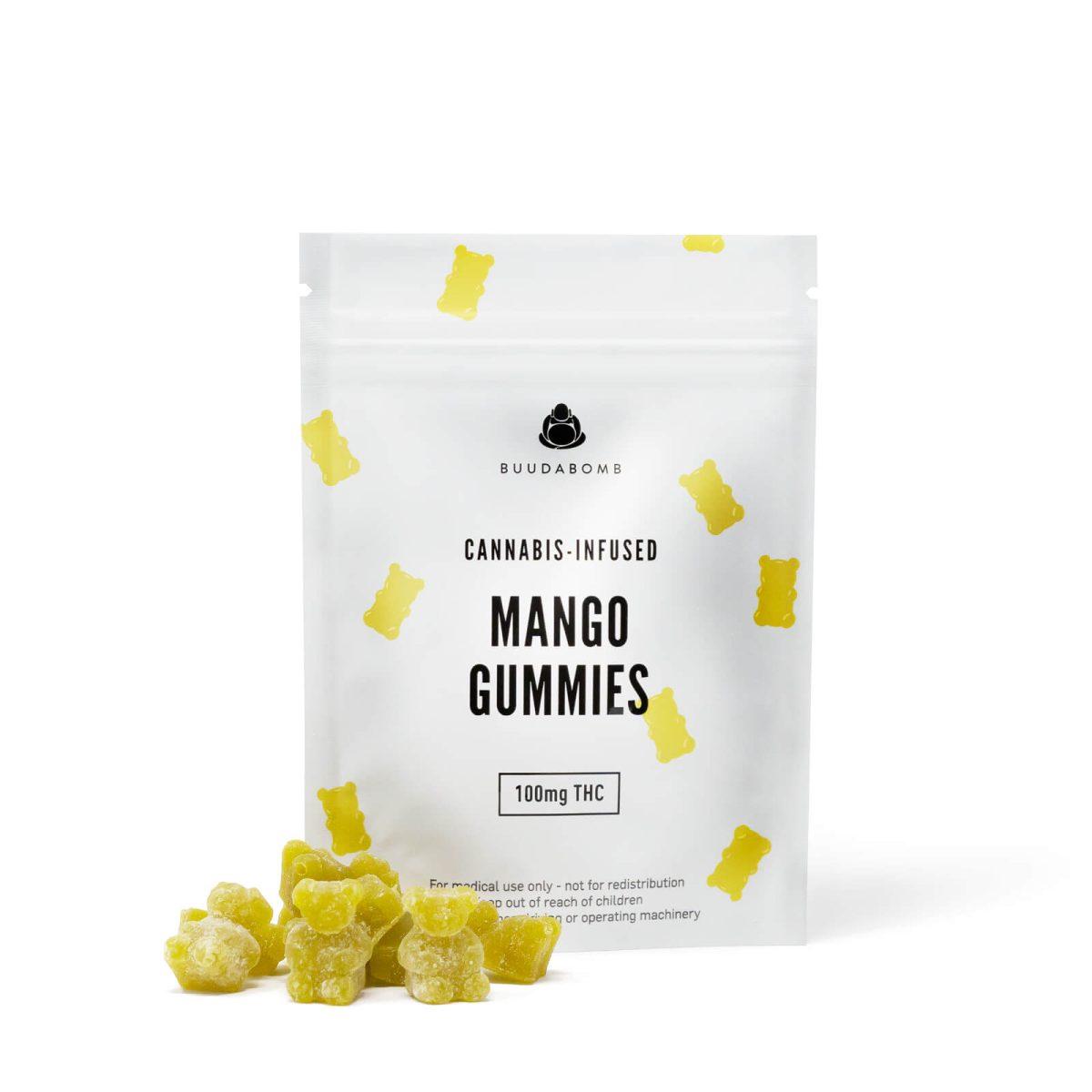 img frosted mango gummy bears wccannabis