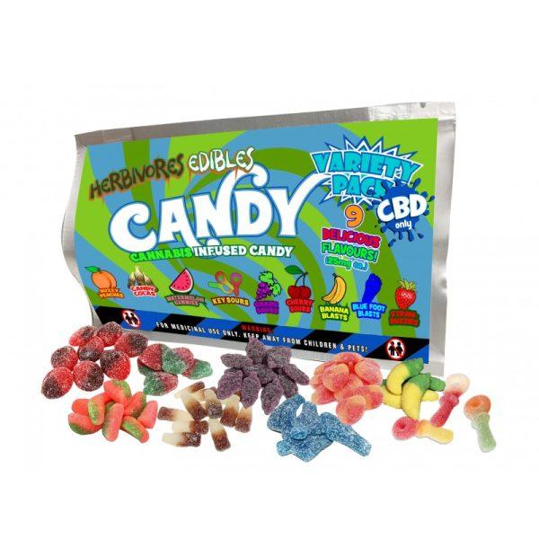 variety pack cbd