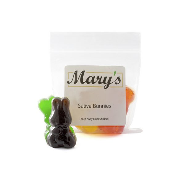 Mary s Medibles Sativa Bunnies 300MG