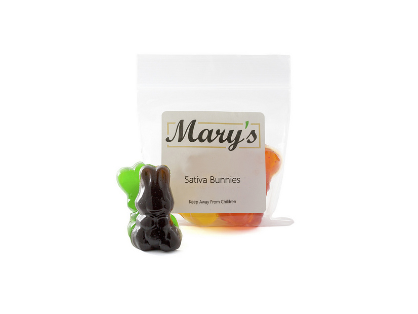 Mary s Medibles Sativa Bunnies New