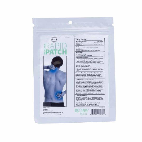 SEC CBD PATCHBACK