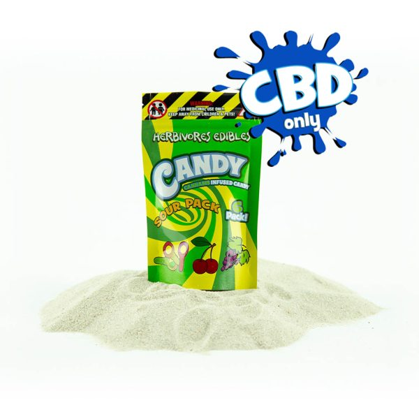 THC Sour Pack CANDY 1