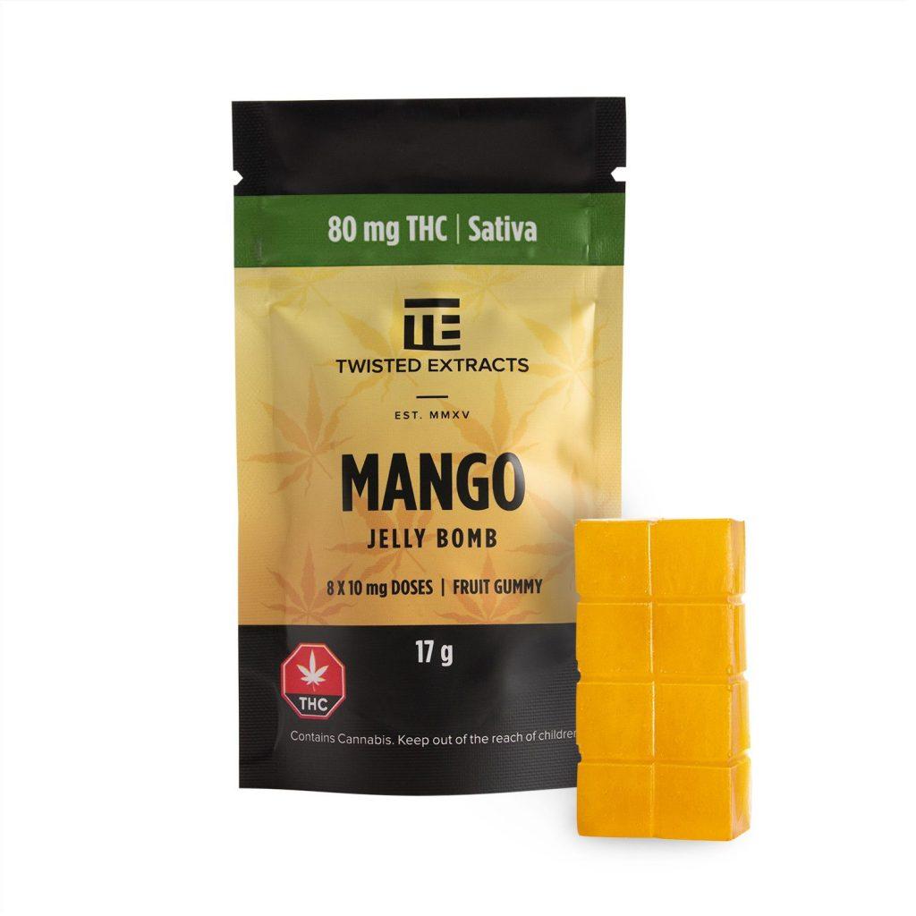 Twisted Mango MMJ