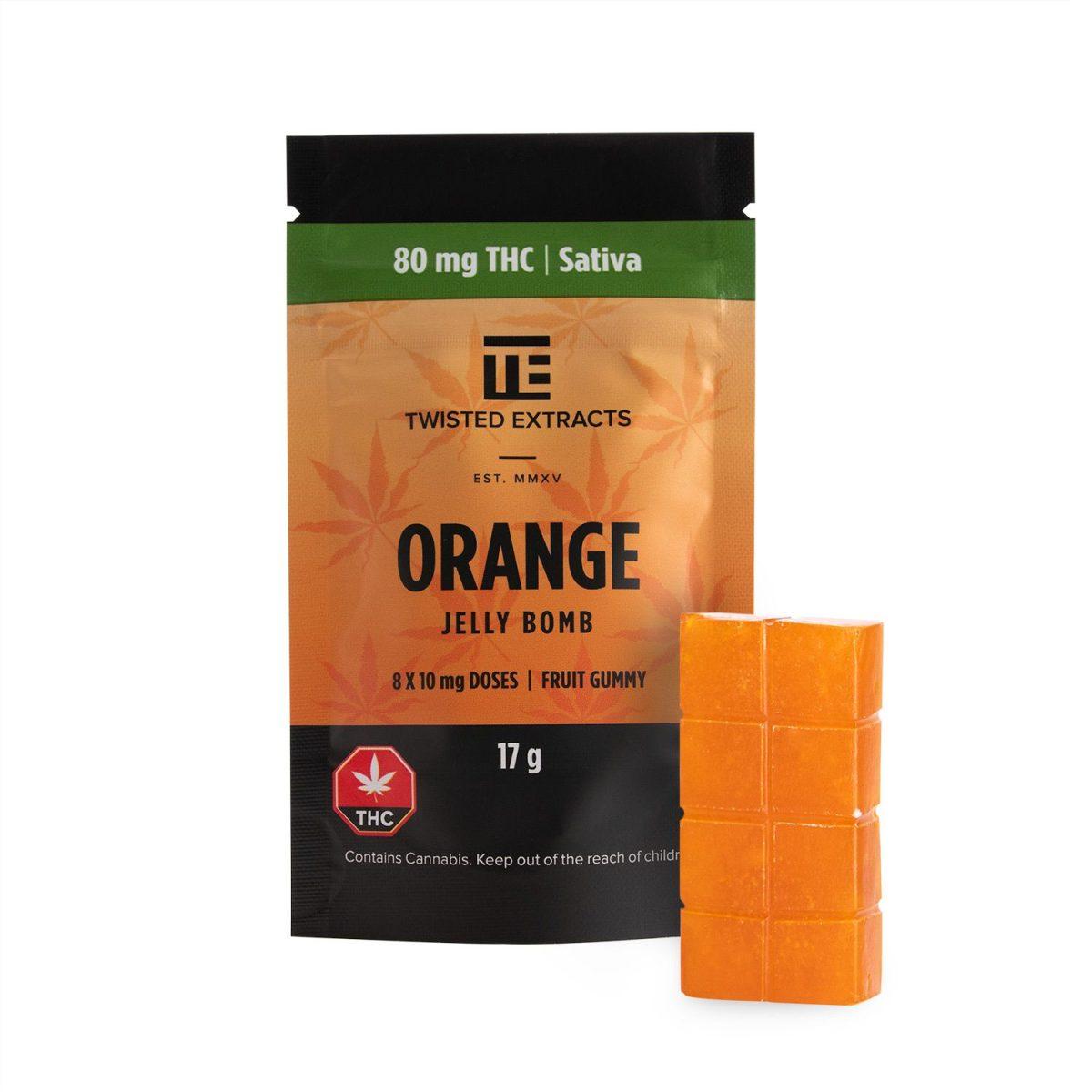 Twisted Orange MMJ