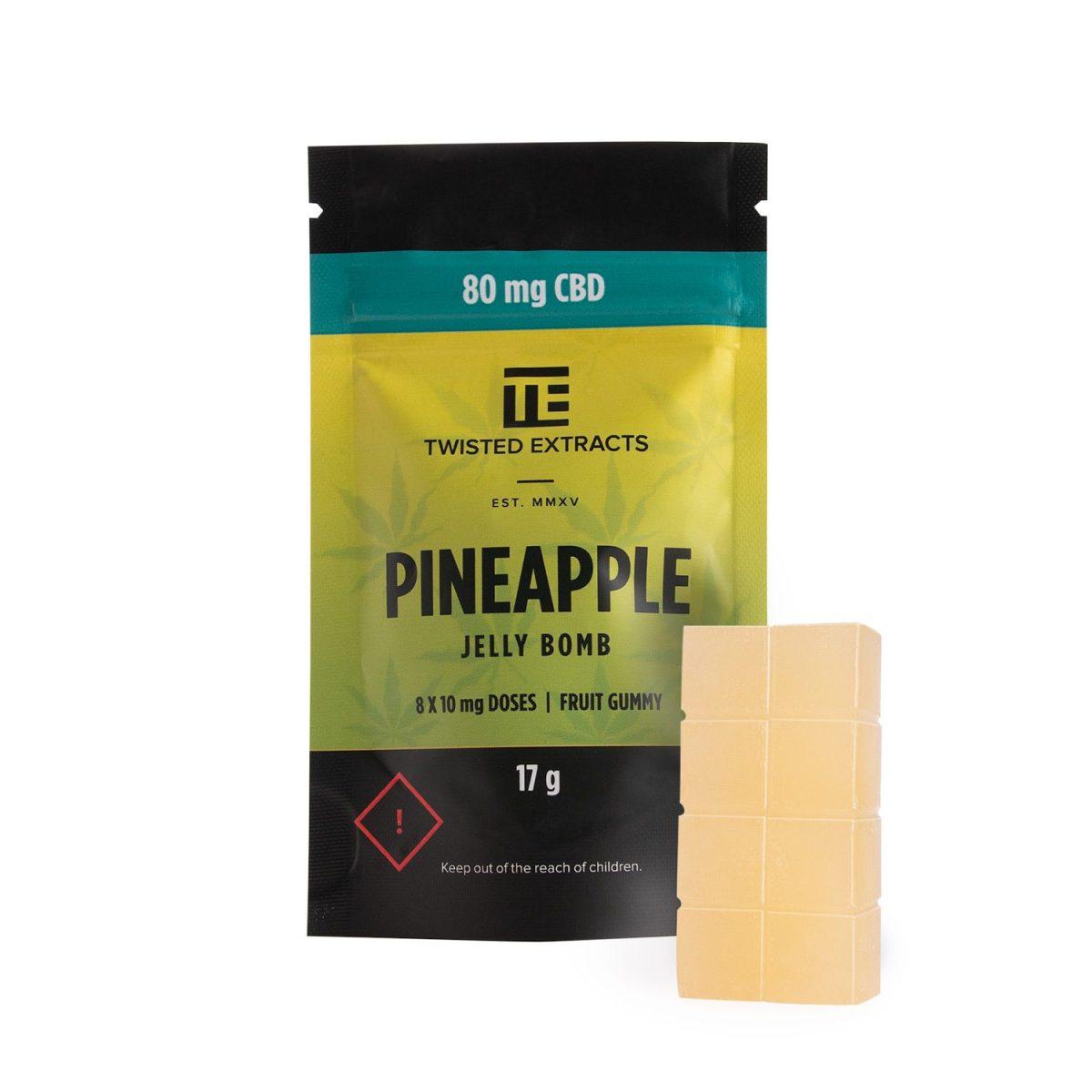Twisted Pineapple MMJ