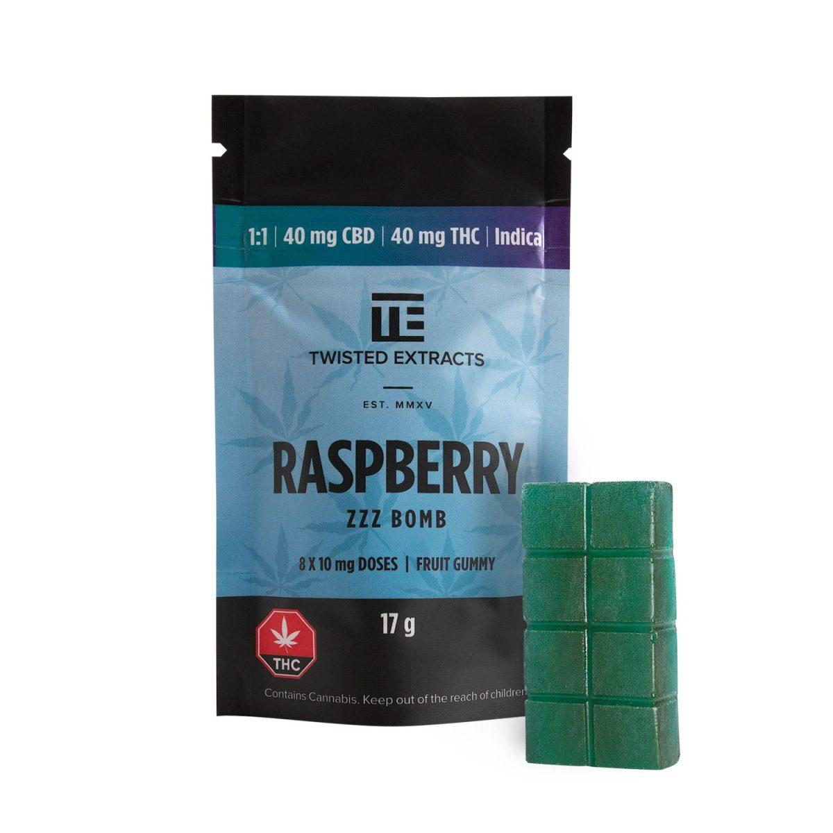 Twisted Raspberry 1 1 MMJ