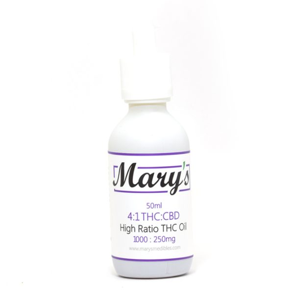 Mary 4 1Tincture MMJ