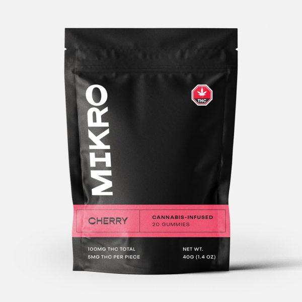 Mikro CherryTHC MMJ