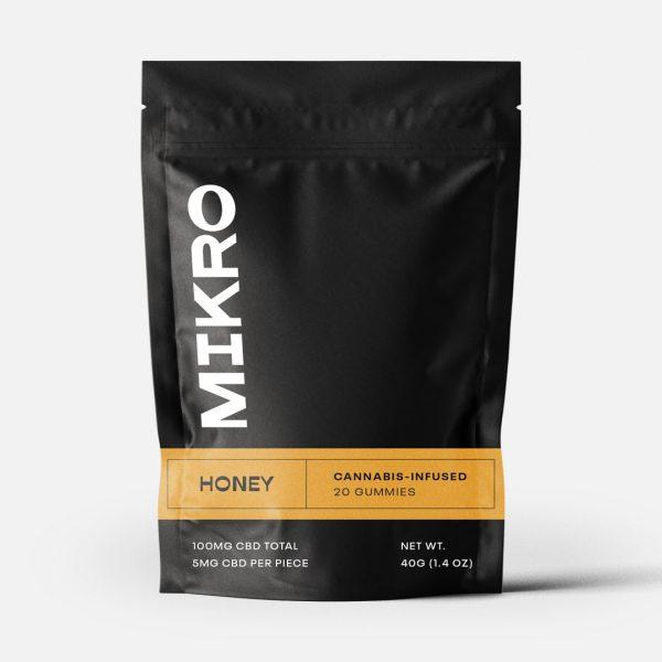 Mikro HoneyCBD MMJ