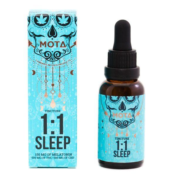 Mota SleepTincture 1 1 MMJ
