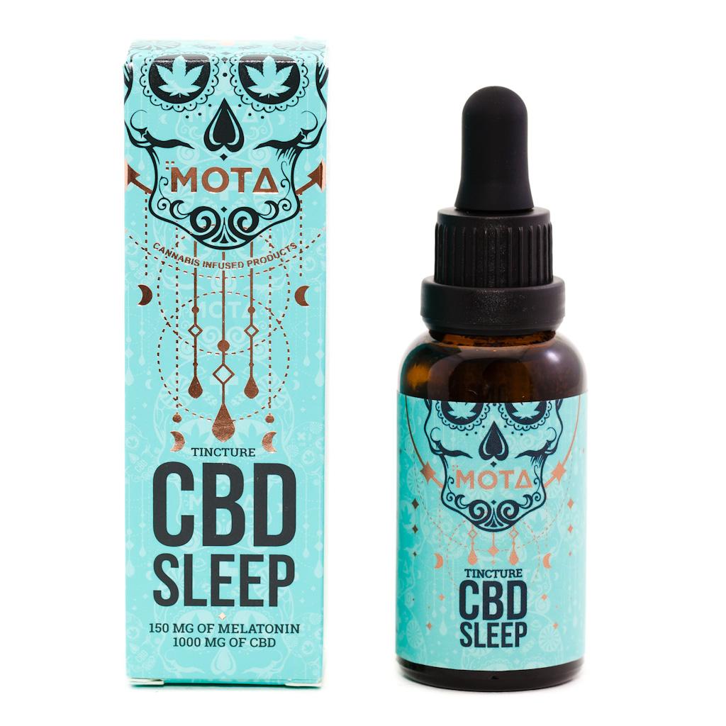 Mota SleepTincture CBD2 MMJ