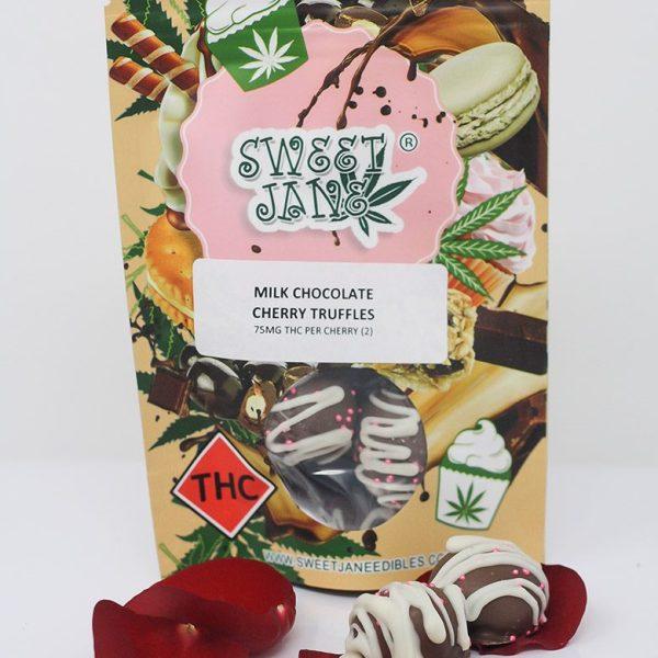 SweetJane CherryTruffles Milk MMJ