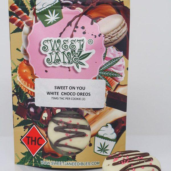 SweetJane SweetonYouOreos White MMJ