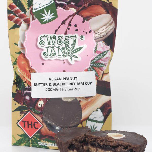 SweetJane VeganPeanutButterJam MMJ 1