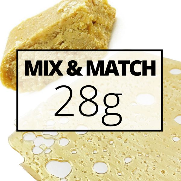 concentrate mix and match 28g