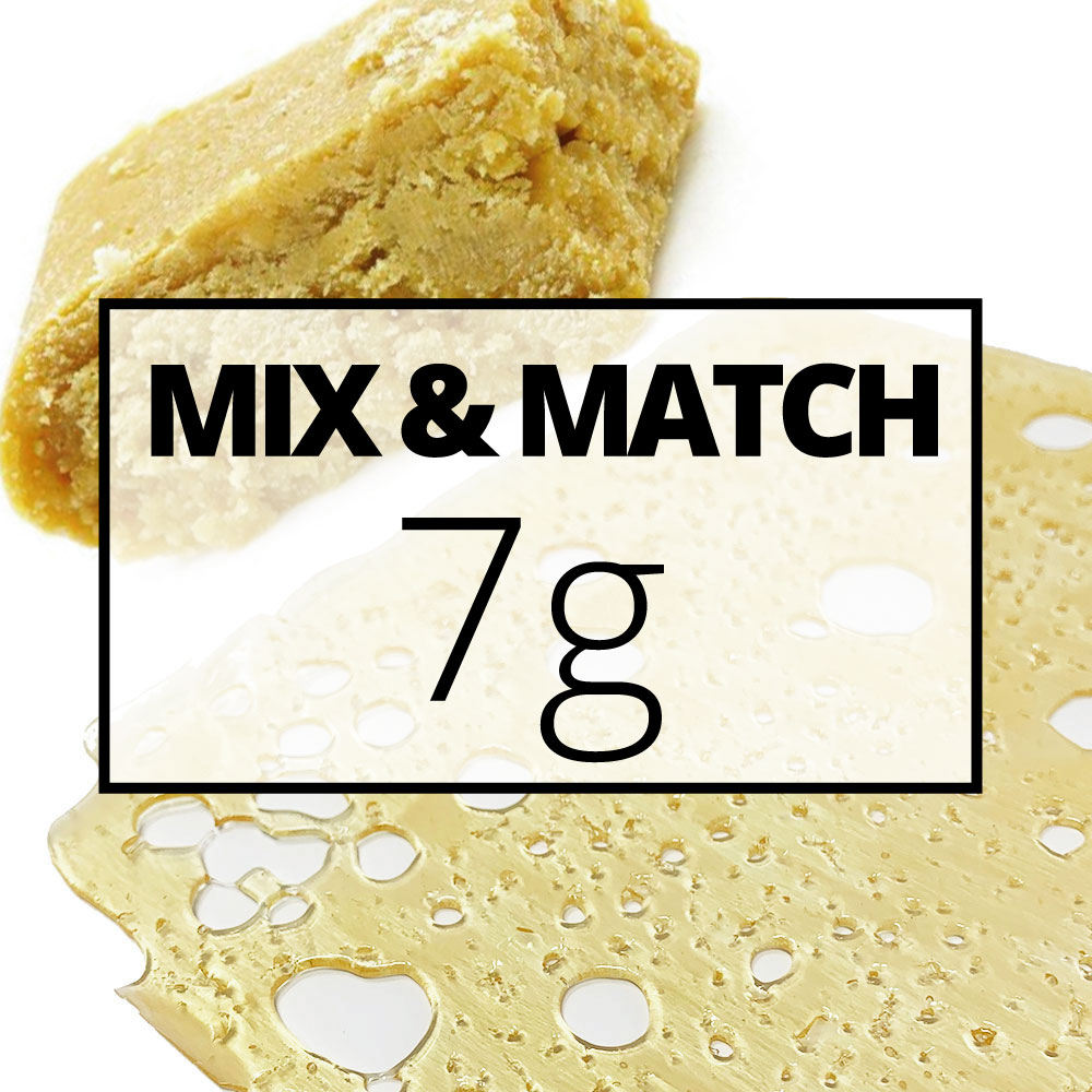 concentrate mix and match 7g