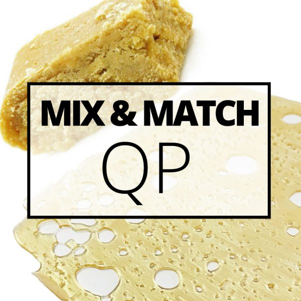 concentrate mix and match qp