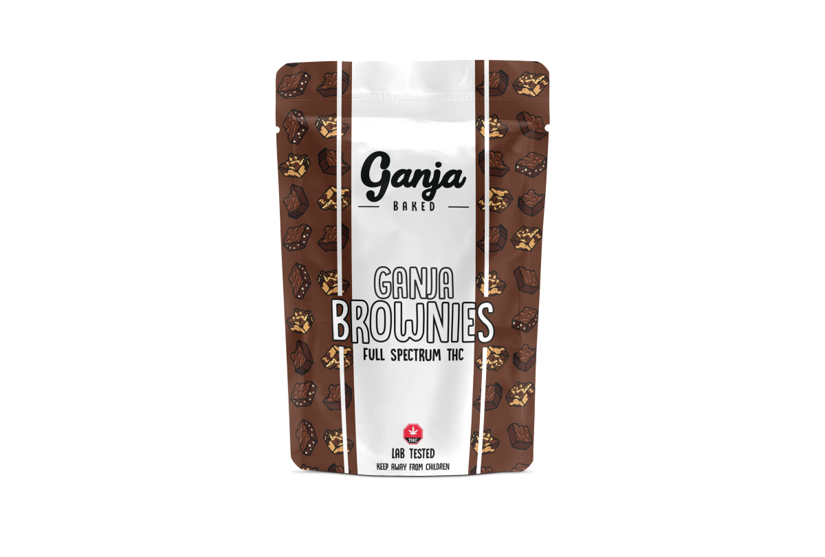 Ganja ChocolateBrownies MMJ