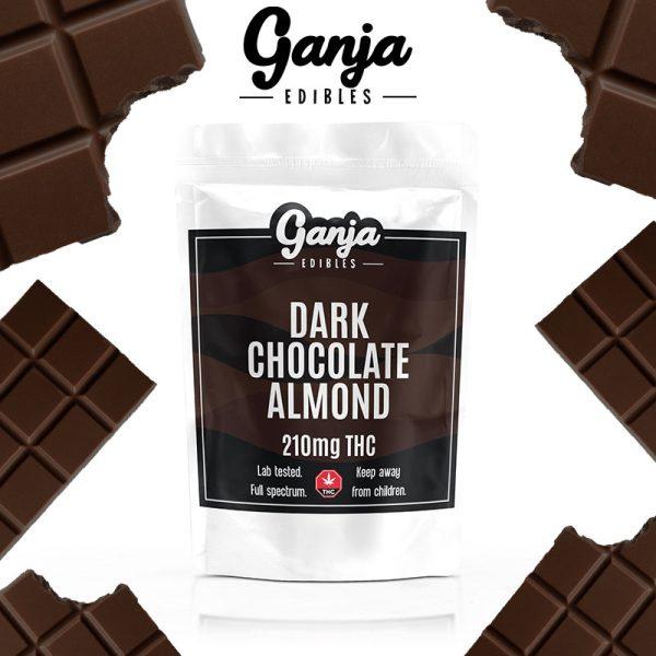 Ganja DarkChocolateAlmond MMJ