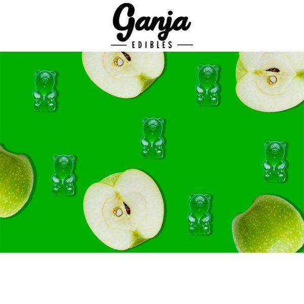 Ganja GreenAppleBears MMJ