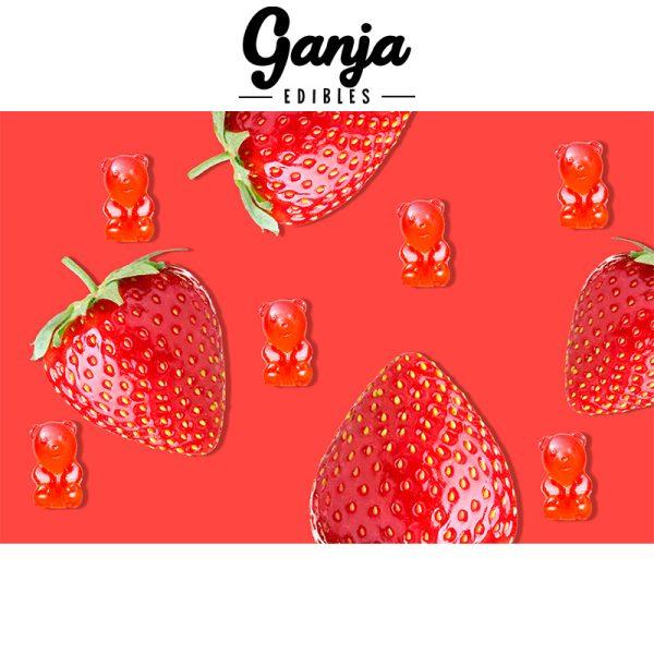 Ganja StrawberryBears MMJ