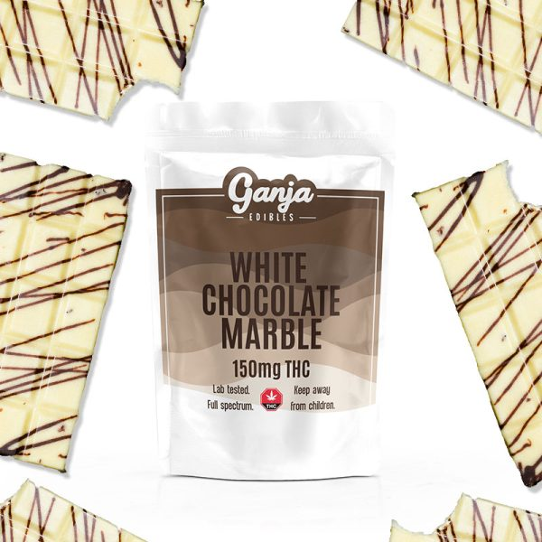 Ganja WhiteChocolateMarble MMJ