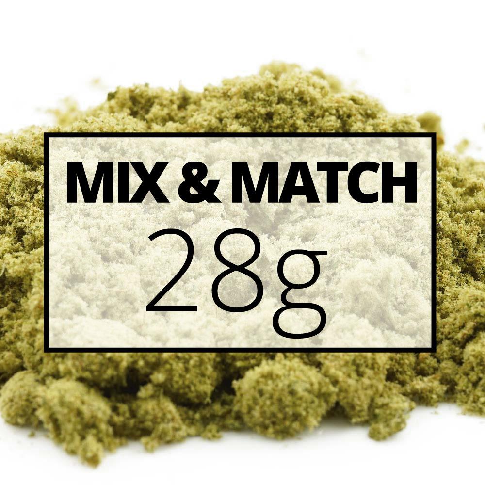 Kief MixNMatch 28g MMJ