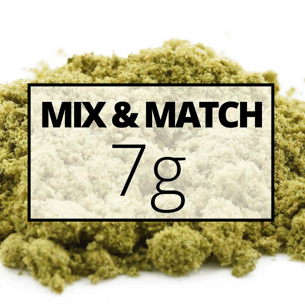 Kief MixNMatch 7g MMJ