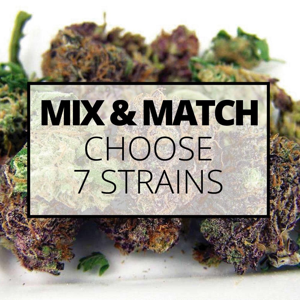 flower mix and match 7g