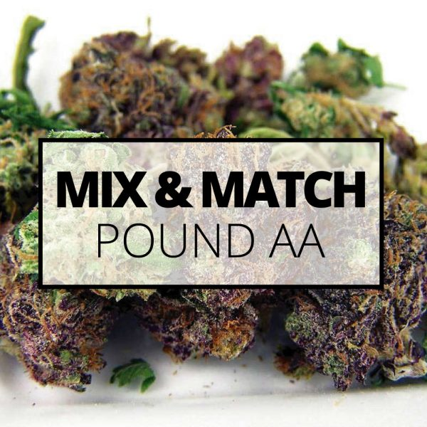 flower mix and match pound aa