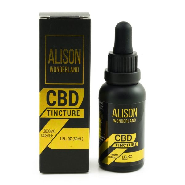AWCBDTincture2000mg MMJ