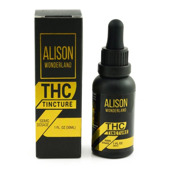 AWTHCTincture500mg MMJ