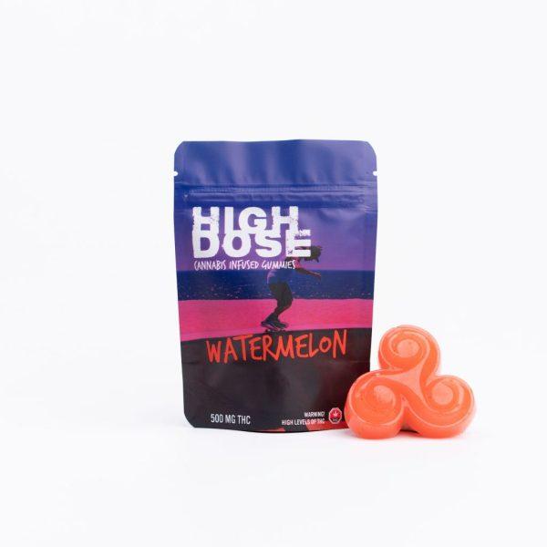 HighDose Watermelon500mg3