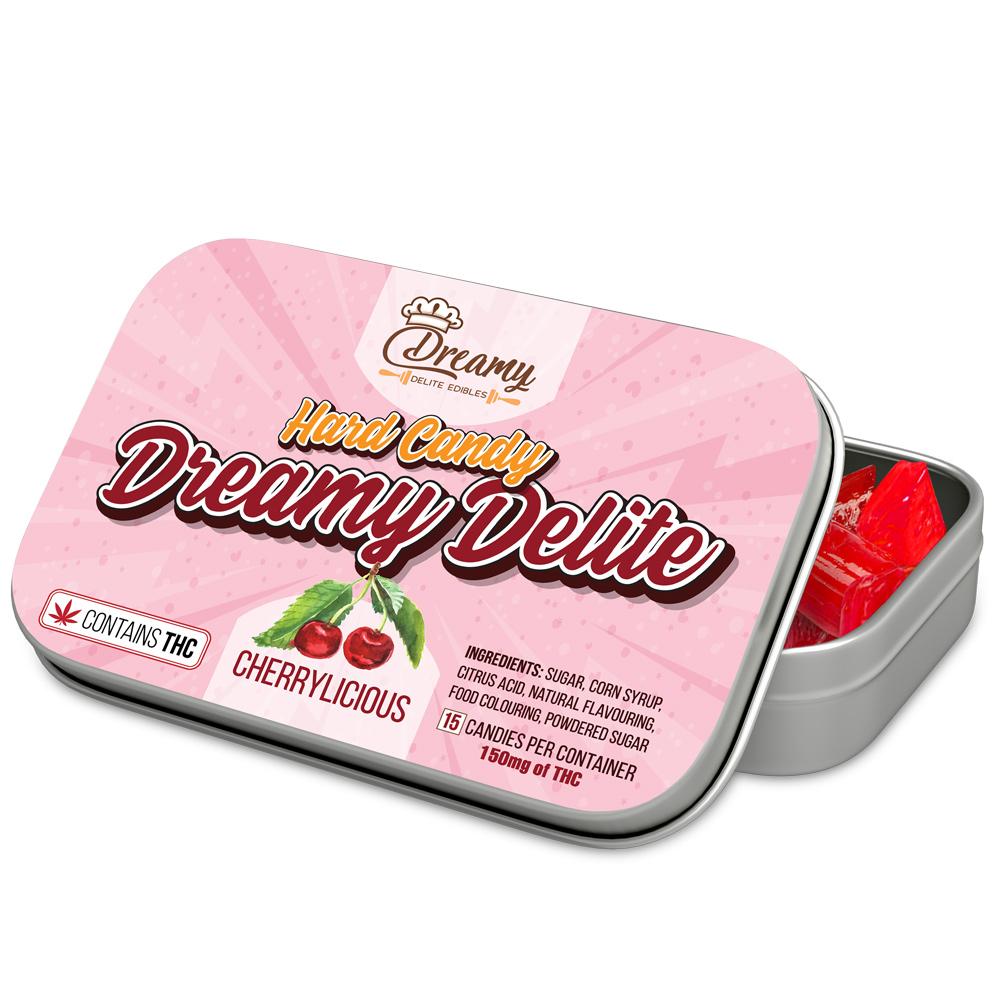 DD StoneyMunchies Cherry