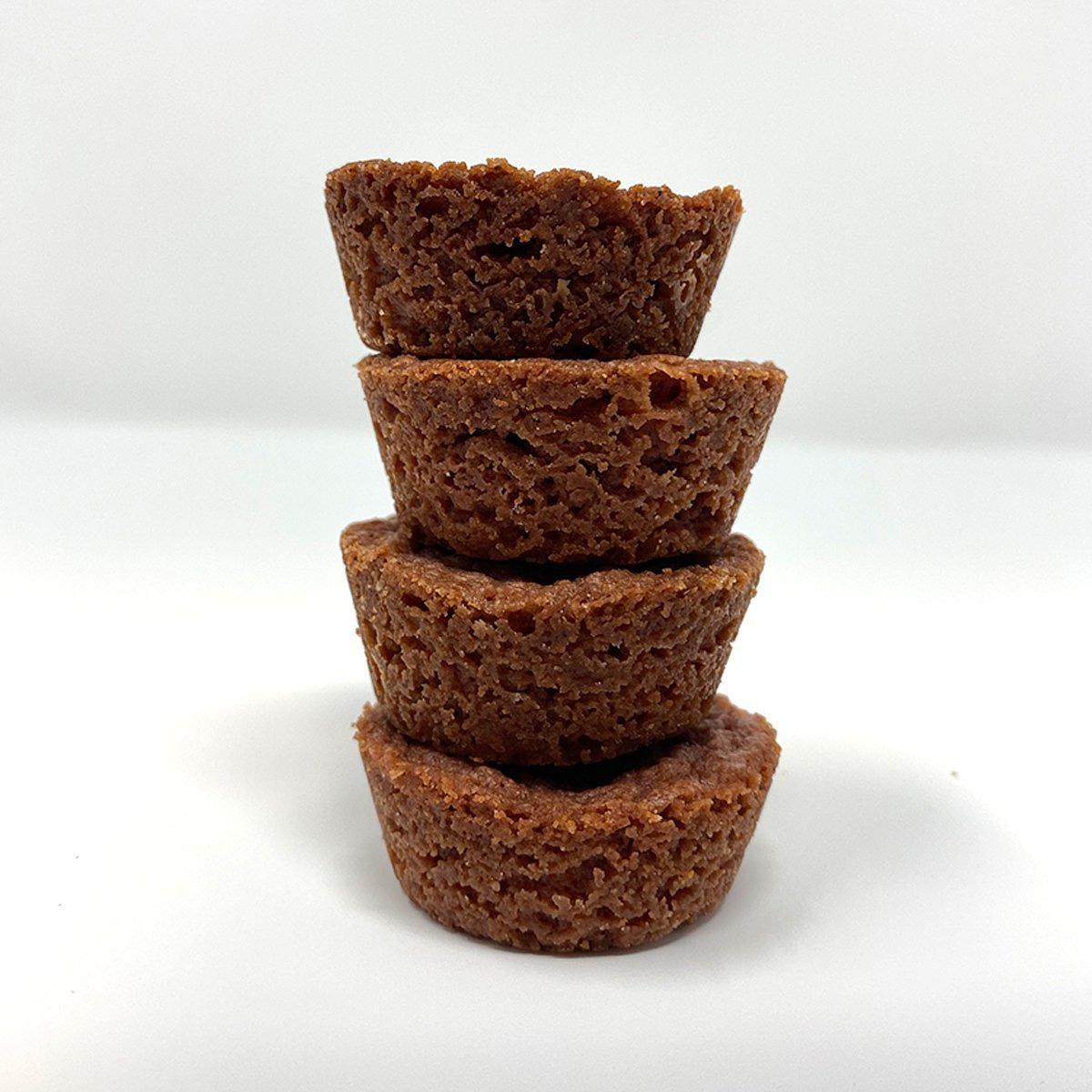 DD baked brownies red velvet.2