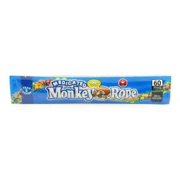 LM MonkeyRope400mgTHC