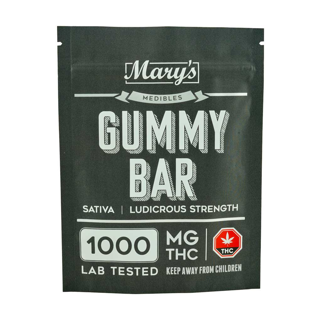 Marys GummyBar 1000mg Sativa MMJ