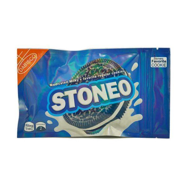 Buy Stoneo Oreo Original 500mg THC at MMJExpress Online Shop