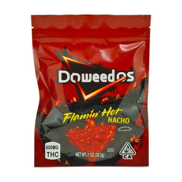 Buy Doweedos Flamin' Hot Nacho 600mg THC at MMJExpress Online Shop