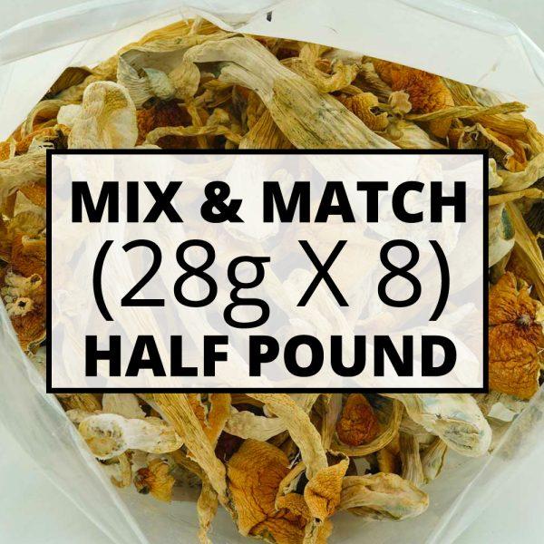 mushroom mix match hp