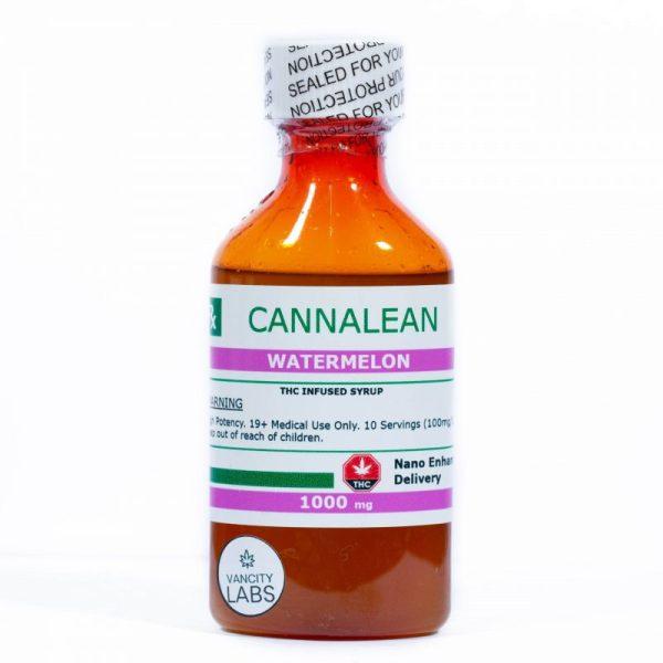 Buy Vancity Labs - Canna Lean 1000mg THC at MMJ Express Online Shop