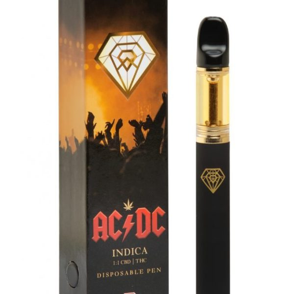 Buy Diamond Concentrate - ACDC Disposable Pen at MMJ Express Online Shop