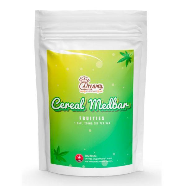 Buy Dreamy Delite Fruities Medbars at MMJ Express Online Shop