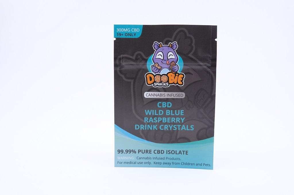 Buy Doobie Snacks - Crystal Drinks at MMJExpress Online Dispensary