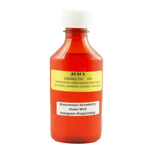 Buy Juicecdn - Watermelon 1000mg THC Lean at MMJ Express Online Shop