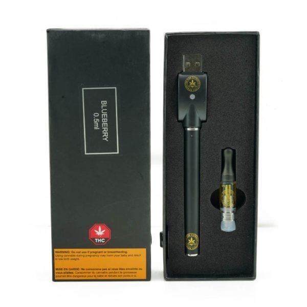 Buy So High THC Vape Kit Blueberry at MMJ Express Online Shop